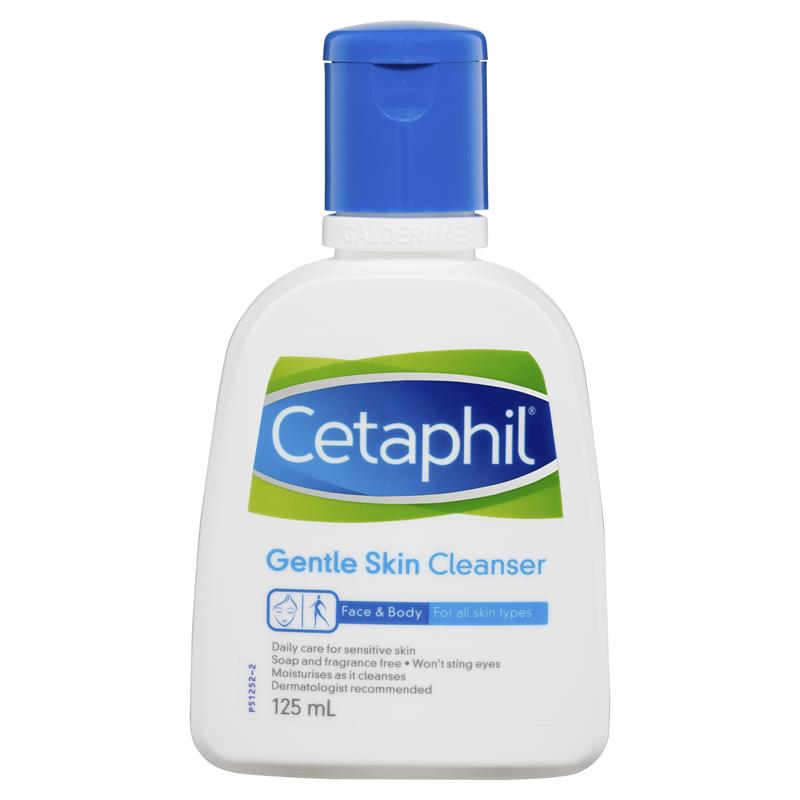 Sữa rửa mặt dịu nhẹ Cetaphil gentle skin cleanser 125ml