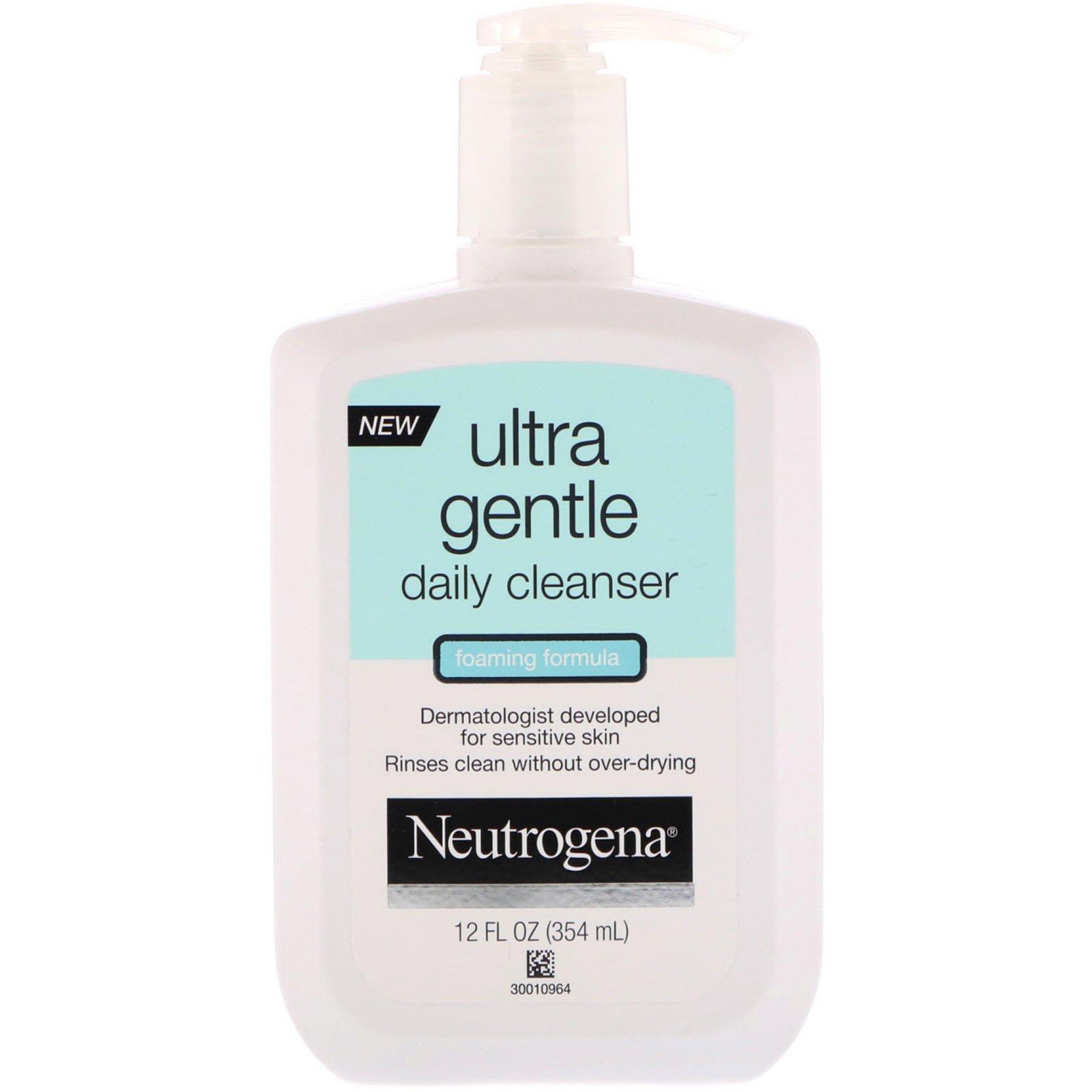 Sữa rửa mặt Neutrogena Ultra Gentle - Daily Cleanser (354ml)