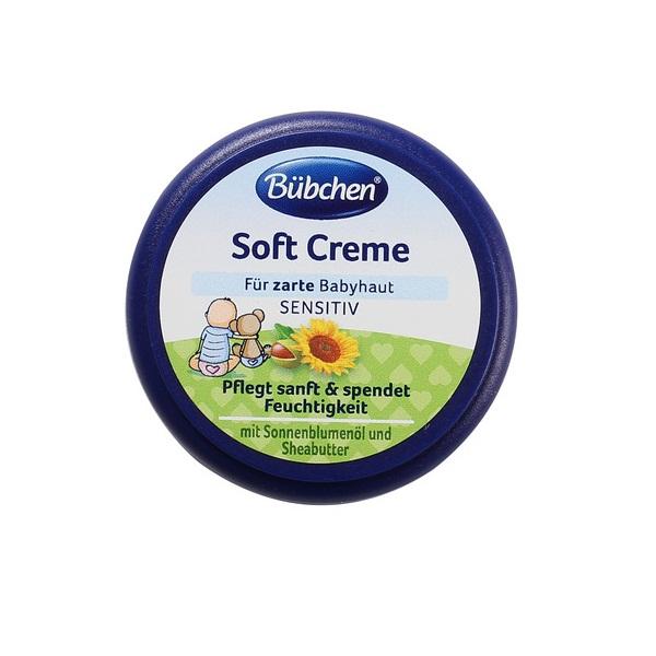 Kem dưỡng da cho bé Bubchen Soft Creme mùi hoa cúc
