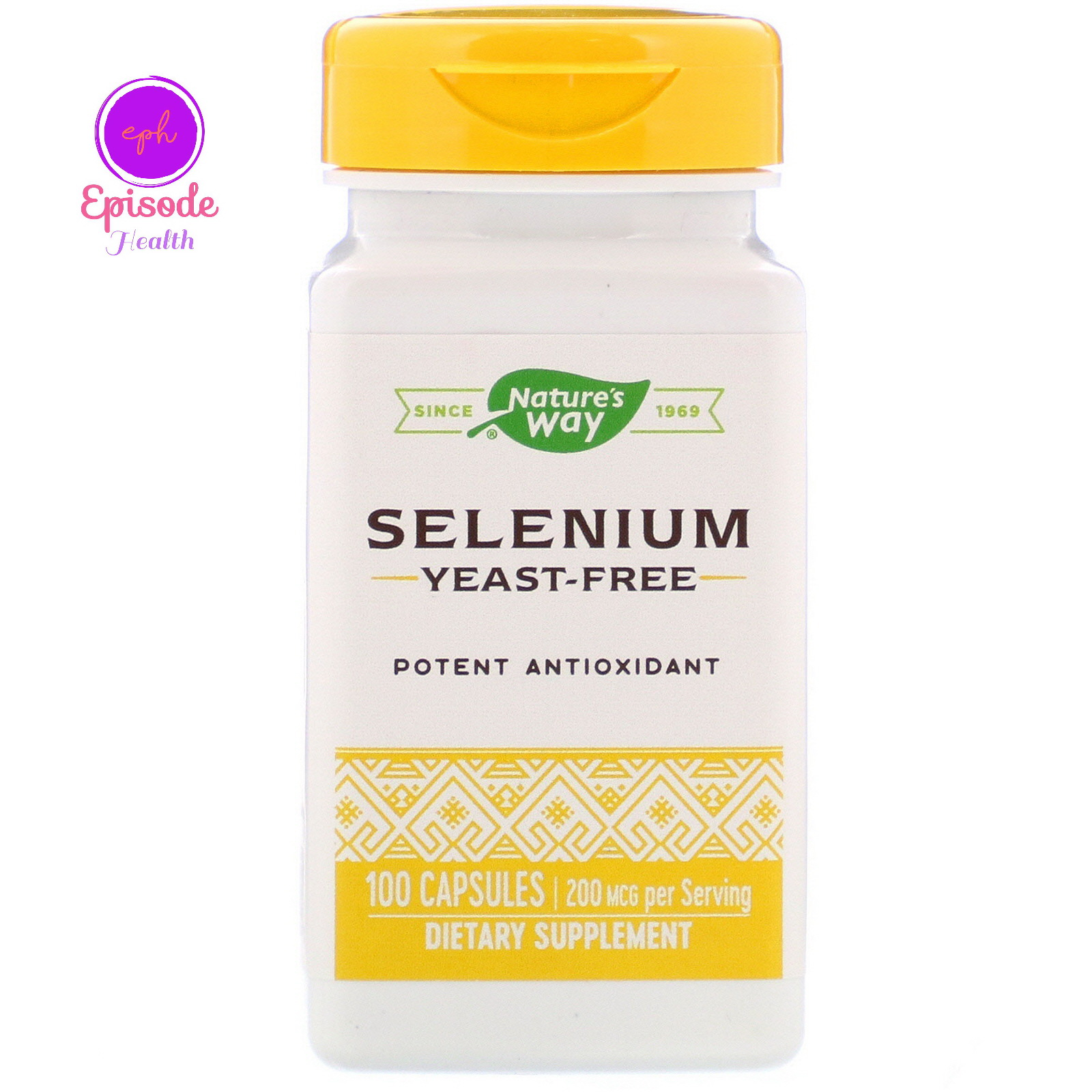 Nature's Way Selenium
