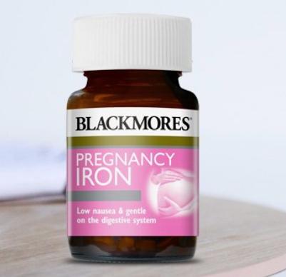 Blackmores Pregnancy Iron