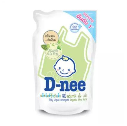 น้ำยาซักผ้าเด็ก ดีนี่ D-nee สีเขียว