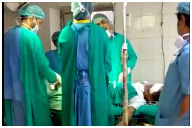 Doktor Biar Bayi Baru Lahir Mati Apabila Sibuk Bergaduh Dalam Dewan Bedah!